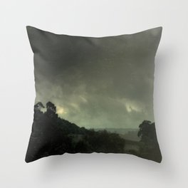 The Hills Show The Way Throw Pillow