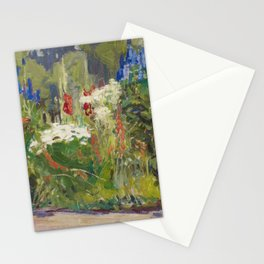 JEH Macdonald - Flower Border Stationery Cards