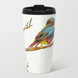 Twilight Bird Travel Mug