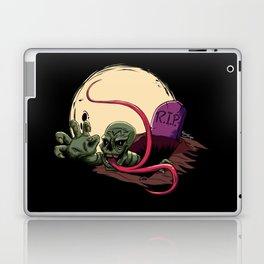 Not dead yet Laptop & iPad Skin