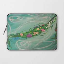 Garland of Grace Laptop Sleeve