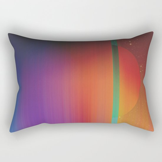 Astral Horizon 2 Rectangular Pillow