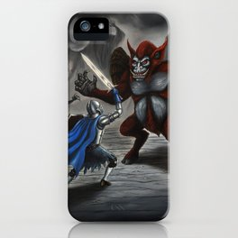 Nalfeshnee iPhone Case