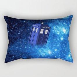 TARDIS SPACE OF TIME Rectangular Pillow