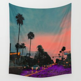 In N Out Wall Tapestry
