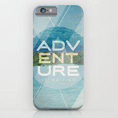 Adventure Is Waiting iPhone 6s Slim Case