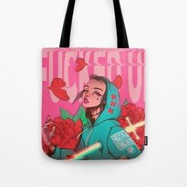 FCKD Up Tote Bag