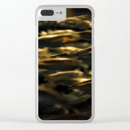 An Army Of Herring Clear iPhone Case