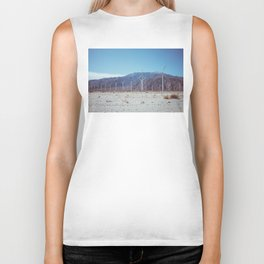 Palm Springs Windmills VII Biker Tank