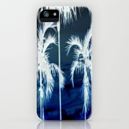White Palms Over Lauderdale iPhone Case