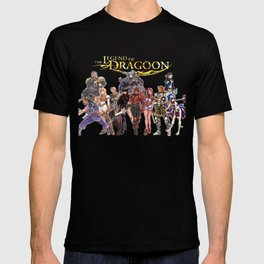 Legend of Dragoon Cast T-shirt