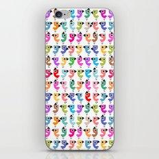 Bird is the Word! iPhone & iPod Skin