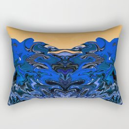 Arezzera  Sketch #714 Rectangular Pillow