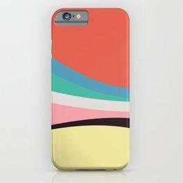 june spectrum iPhone Case