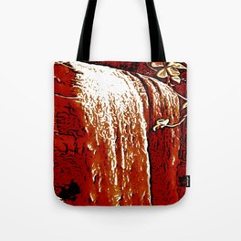 "series waterfall ""Cachoeira Grande"" V Tote Bag"