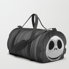 Smile Face Nightmare Duffle Bag