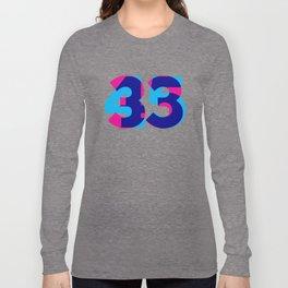 33/45 Long Sleeve T-shirt