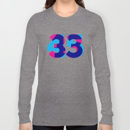 33/45 Long Sleeve T-shirt