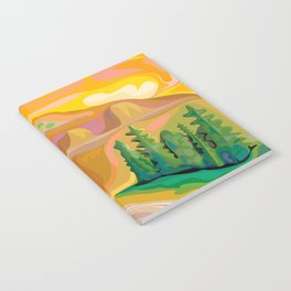 Mountain Road Notebook