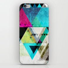 Graphic 4 X iPhone & iPod Skin