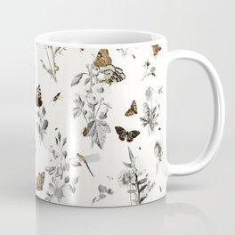 Insect Toile Coffee Mug