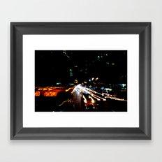 BY-PASS_NY 07 Framed Art Print