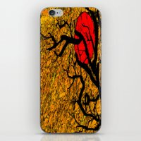 twilight iPhone & iPod Skins featuring TWILIGHT by aztosaha
