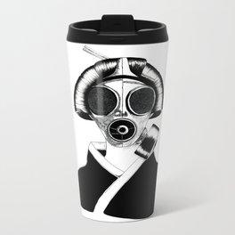 Geisha II Metal Travel Mug