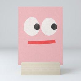 Face Mini Art Print