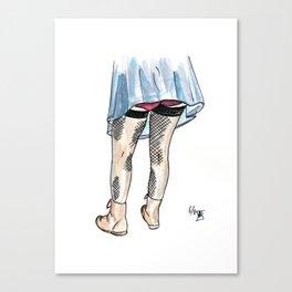 Femme 24 Canvas Print