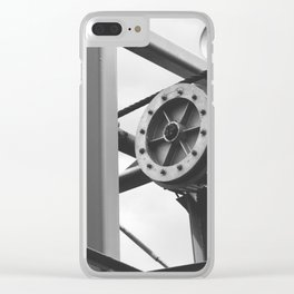 """""""The Workings of Sandia"""" Clear iPhone Case"""