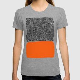 City Sunset Abstract T-shirt