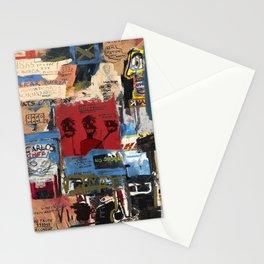 Gun Club Psychology Stationery Cards