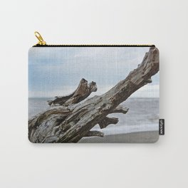 Natural Driftwood Carry-All Pouch