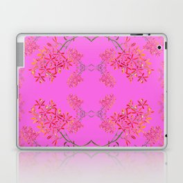 Orchids on Lavender Laptop & iPad Skin