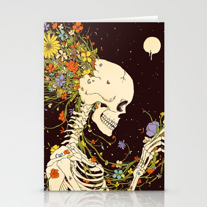 I Thought of the Life that Could Have Been Stationery Cards