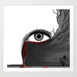 bEYEpolar Art Print