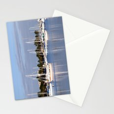 Biscayne Bay Sailboats Stationery Cards