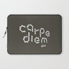 carpe diem - chain Laptop Sleeve