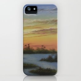 Out of the West iPhone Case