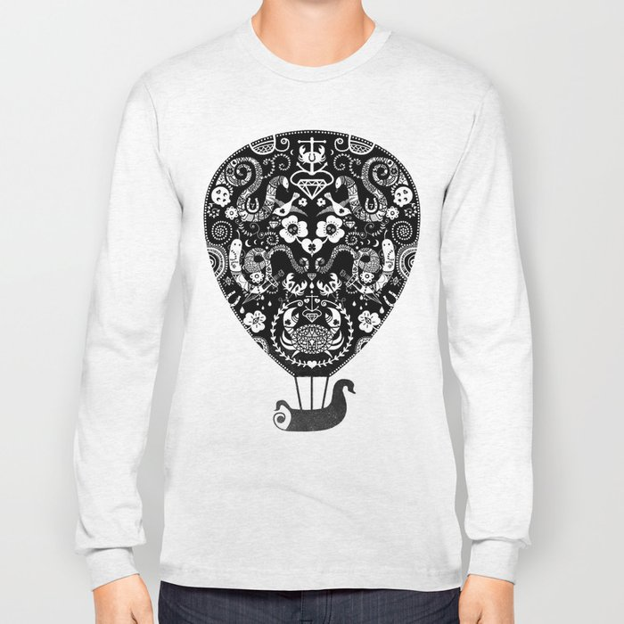 Lucky ride Long Sleeve T-shirt