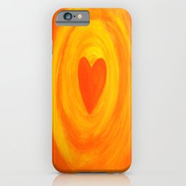 I  Embrace MY LOVE iPhone Case