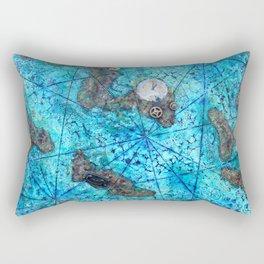 Whete to go... Rectangular Pillow