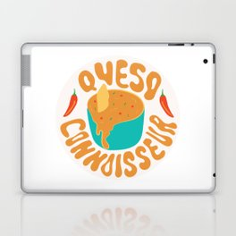 Queso Connoisseur Laptop & iPad Skin