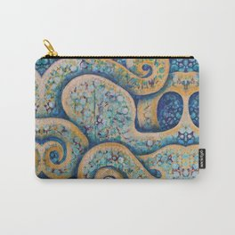 The Intuitive Octopus Carry-All Pouch