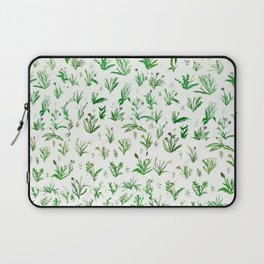 Various Plants and Weeds Laptop Sleeve