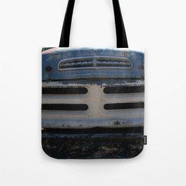 Studebaker, Studebaker Grill, Old Truck Tote Bag
