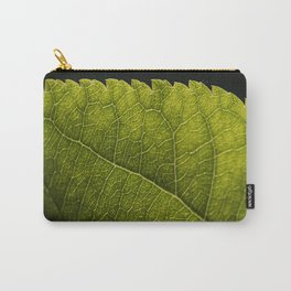Leaf grain Carry-All Pouch