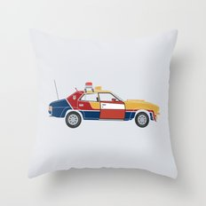 Mad Max RockaStarsky Throw Pillow