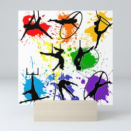 Cirque Circus Life Mini Art Print